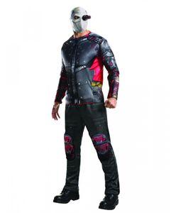 Deadshot Kostüm Deluxe für Fasching & Halloween Größe: Standard