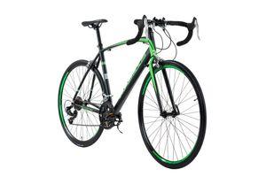 Rennrad 28'' Imperious Schwarz-Grün RH 53 cm KS Cycling