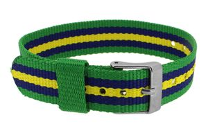 Timex Kids Durchzugsband 16mm Textil mehrfarbig > TW7C10100 PW7C10100