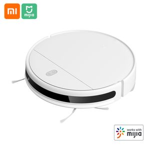 Xiaomi Mijia G1 Roboter Staubsauger 2200Pa Saugmaschine Kehrmaschine Mopper Bodenstaubreiniger APP Control 2500mAh 100-240V