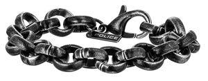 Police Armband Edelstahl schwarz PJ25916BSE.02 GLASGOW