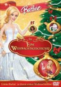 Barbie: Eine Weihnachtsgeschichte (DVD) Min: 76DDVB