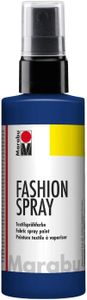"Marabu Textilsprühfarbe ""Fashion Spray"" nachtblau 100 ml"