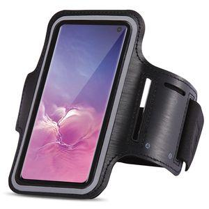 Sportarmband für Samsung Galaxy S10 Jogging Tasche Hülle Fitnesstasche Lauf Case