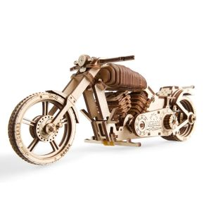 Ugears - Holz Modellbau Bike Motorrad VM-02 189 Teile