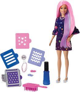 Barbie Haarfarben-Spaß Puppe