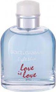 Dolce & Gabbana Light Blue Love Is Love Pour Homme Eau De Toilette 125ml (Man)