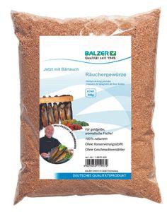 Balzer Gewürz- Räuchermehl Bärlauch Inhalt 500g