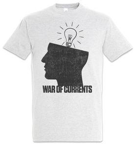 Urban Backwoods War Of Currents T-Shirt, Größe:L