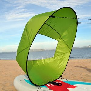Faltbares Windpaddel-Popup-Board gegen den Wind fš¹r Kanu-Kajak-Segelzubeh?r