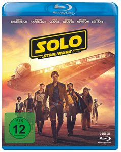 Blu-Ray - Solo: A Star Wars Story