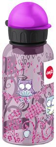 emsa KIDS Trinkflasche 0,4 Liter Motiv: Eule