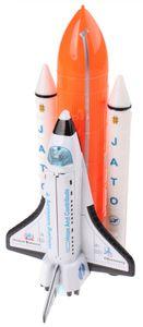 Johntoy Space Shuttle mit Licht und Ton weiß 20 cm