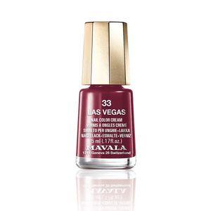 Nagellack Nail Color Mavala 33-las vegas (5 ml)