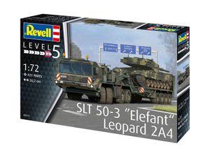"""Revell 03311 1:72 SLT 50-3 """"Elefant"""" + Leopard 2A4"""