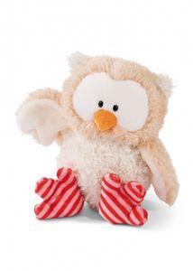 Nici 46096 Eule Owluna (Oscar) 35cm mit drehbarem Kopf Plüsch The Owlsons