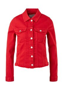 S.oliver Damen Jacke 2061055.103 Rot