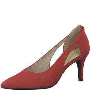 Marco Tozzi 22444 Klassische elegante Damen Pumps Rot, Größe:EUR 37