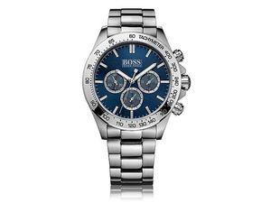Hugo Boss Sport 1512963 Herrenuhr Blaues Zifferblatt Chronograph