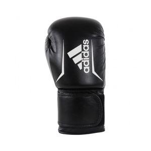 adidas Speed 50 Boxhandschuhe schwarz/weiß Größe 14oz