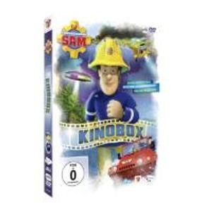 Feuerwehrmann Sam: KinoBox (Helden Im Sturm & Achtung Auáeri