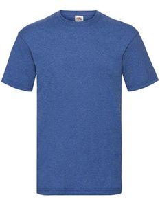 Valueweight Herren T-Shirt - Farbe: Retro Heather Royal - Größe: M