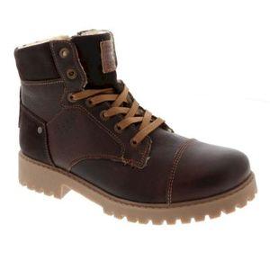 Bullboxer Jungen Schuhe in der Farbe Braun - Größe 33