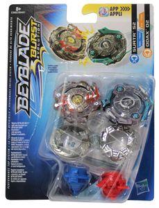 Hasbro Beyblade Burst Kreisel 2er Dual Pack Subtr S2 & Odax O2