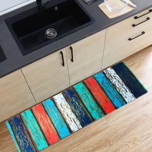 60 180cm Küche Fußmatte Rutschfest Teppiche Flur Läufer Schlafzimmer