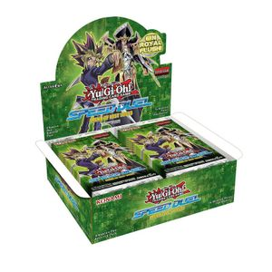 Yu-Gi-Oh! Arena of Lost Souls Booster mit 4 Karten