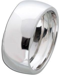 Silber Damen Herren Ring Partnerring Freundschaftsring Unisex Sterling Silber 925 Unisex Schmuck 18