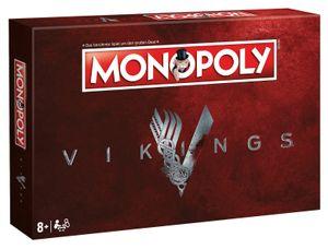 Monopoly Vikings Serie Fanartikel Gesellschaftsspiel Brettspiel Spiel Deutsch