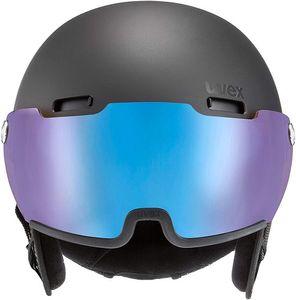 Uvex Unisex Adult's 500 Visor Ski Helmet Größe 59-62 cm