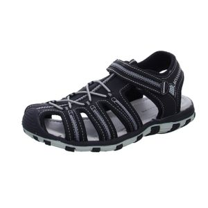 Sneakers Kinder Sandale SK-19-002 Schwarz