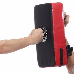 MECO Training Kick Pratze, Sport Schlagschild, MMA Schlagpolster, Muay Thai Pratzen, Thaipads, Trainerpratzen