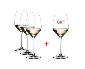 Riedel EXTREME RIESLING PAY 3 GET 4 4411/15 (= 2x 4441/15)
