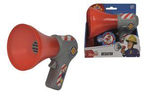 Simba Toys 109258699 Feuerwehrmann Sam - Megafon