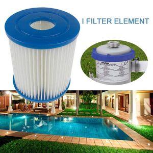 2PCS Für MSPA Aufblasbare Whirlpool Spa Bad Wasser Filter Patrone Pumpe Ersatz Kit Nur für m-spa aufblasbare spa Schwimmen