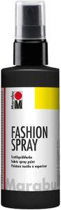 "Marabu Textilsprühfarbe ""Fashion Spray"" schwarz 100 ml"