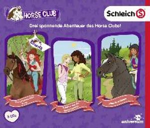 Schleich - Horse Club Hörspielbox 1