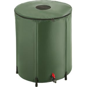 tectake Regenwassertank - 200 L