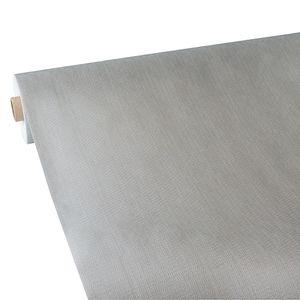 2 Tischdecke, stoffähnlich, Vlies  soft selection plus  25 m x 1,18 m silber