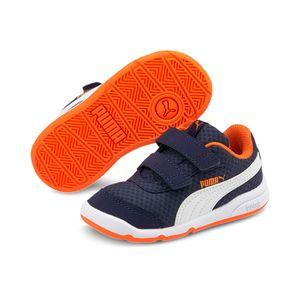 Puma Sneaker Stepflex 2 Mesh VE V Inf Größe 9, Farbe: Peacoat-Puma White