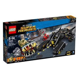 LEGO® DC SH-Batman Killer Crocs Überfall (76055)