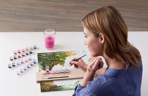 Noris Spiele Malen nach Zahlen - Paintmaster; 605210763