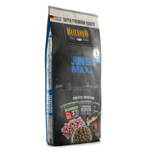 Belcando Junior Maxi, Welpe, Geflügel, Reis, 12,5 kg, Laktosefrei