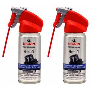 NIGRIN Performance Multi-Öl 100ml 74144 2 x 3 100 ml - Anzahl: 2x