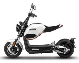 E-Roller Miku Max 60V 20AH - 45 KM/H - weiß