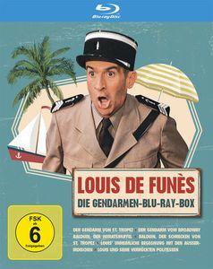 Louis de Funes - Gendarmen BOX (BR) 3BRs Min: DDWS