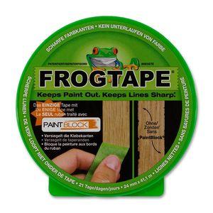 KIP Kreppband Frogtape Grün 24mmx41,1m mit Paintblocker